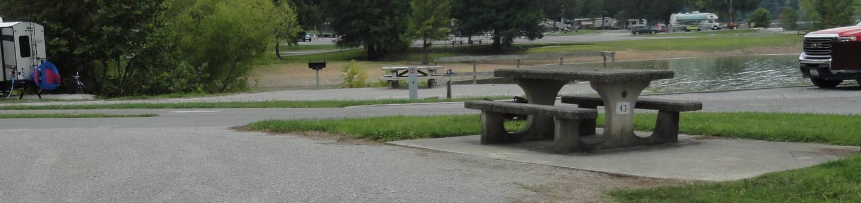 OBEY RIVER PARK SITE # 43