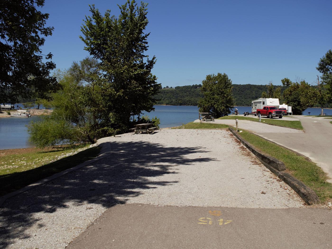 OBEY RIVER PARK SITE # 45
