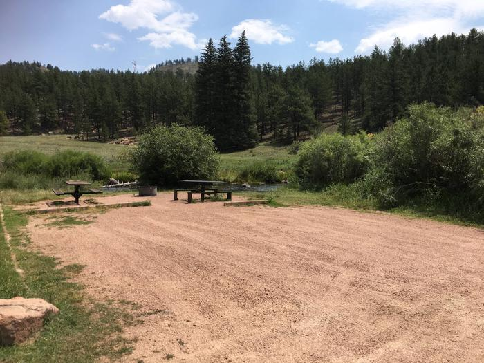 Happy Meadows Campground Site #8