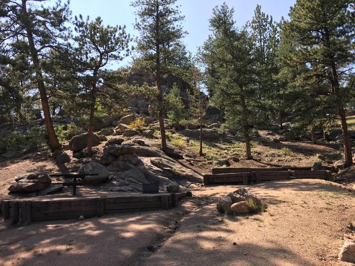 Springer Gulch Campground Site #9