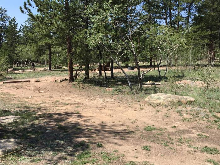 Round Mountain Campground Site #8