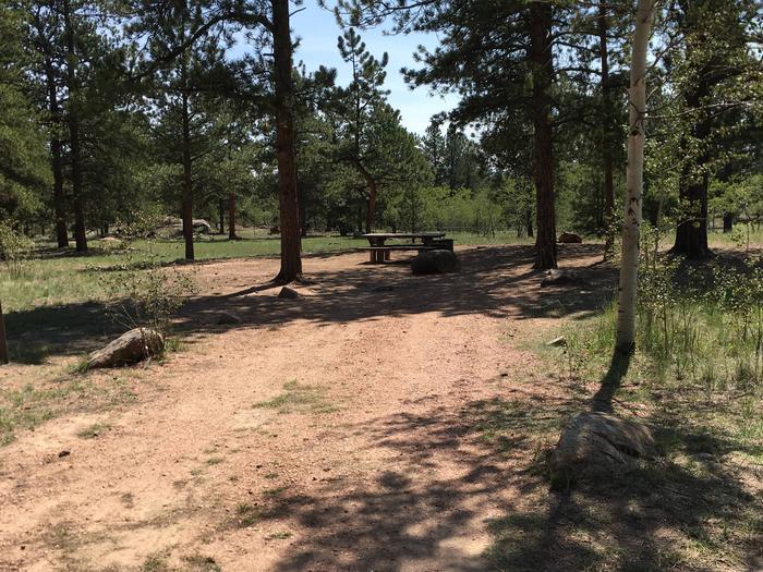 Round Mountain Campground Site #9