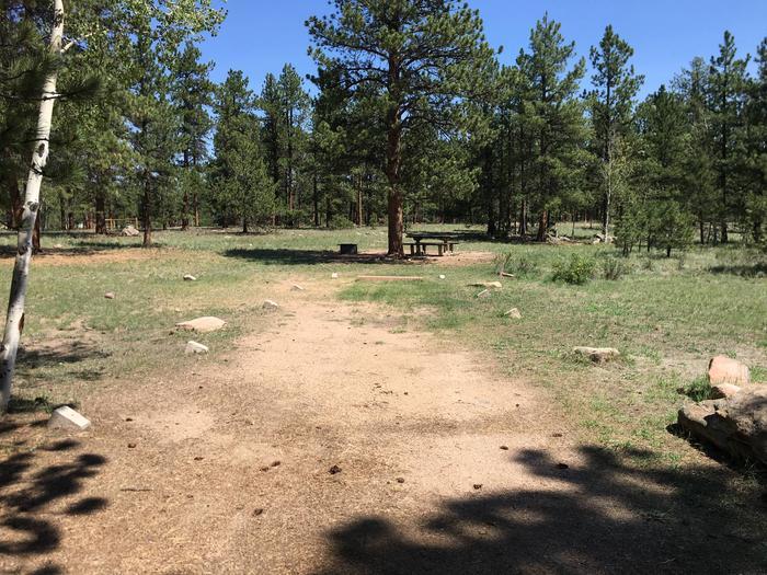 Round Mountain Campground Site #11
