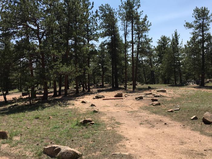 Round Mountain Campground Site #14