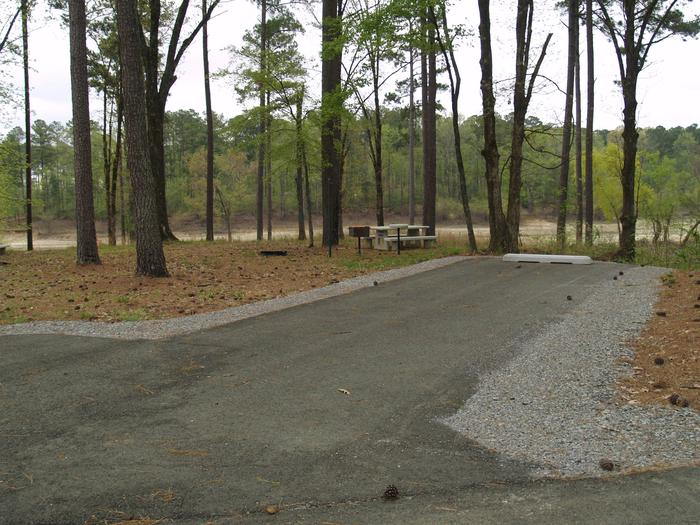 South Abutment Campground Site 12