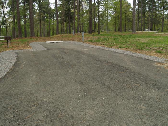 South Abutment Campground Site 15