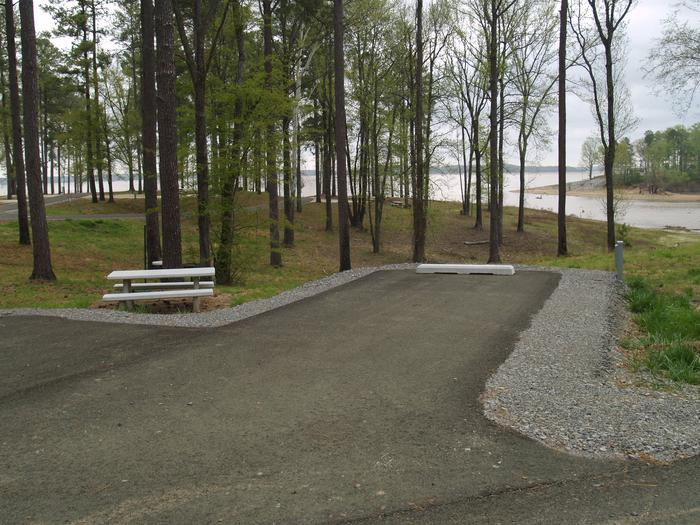 South Abutment Campground Site 16