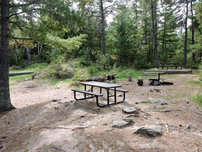 R62 - Krantz PointView of campsite