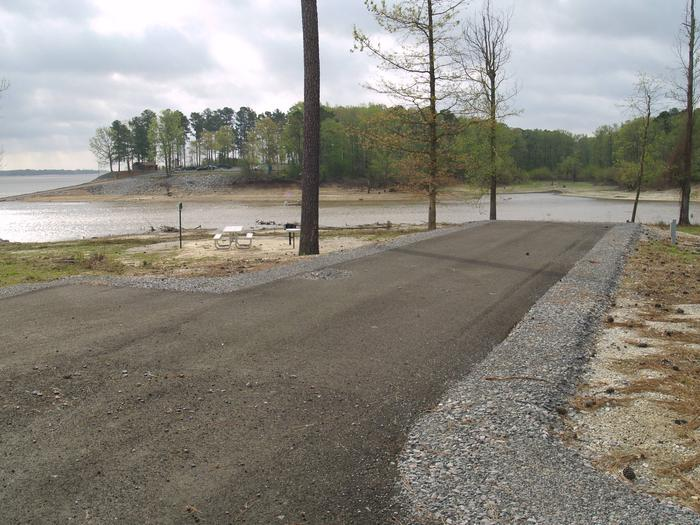 South Abutment Campground Site 24