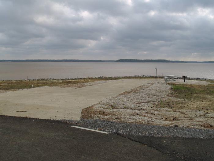 South Abutment Campground Site 25