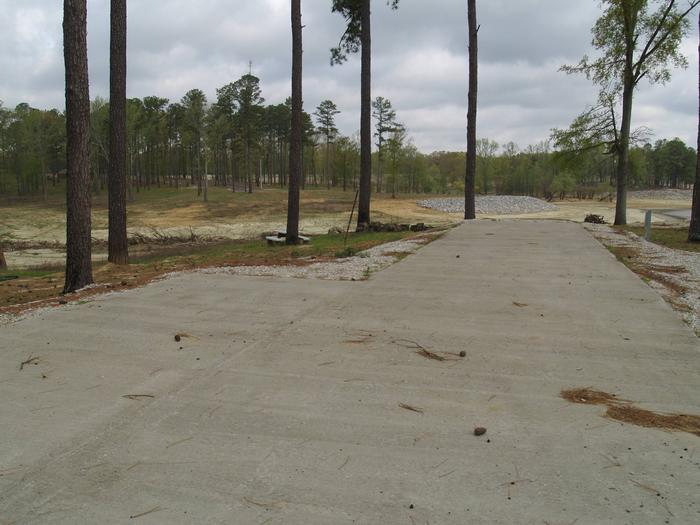 South Abutment Campground Site 29