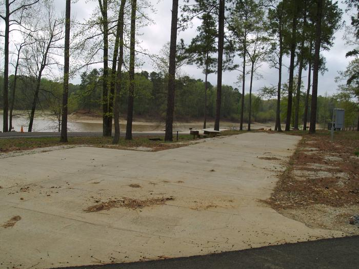 South Abutment Campground Site 31