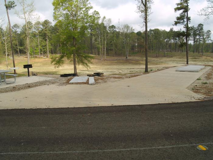 South Abutment Campground Site 37