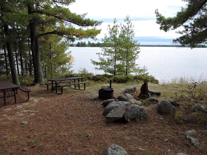 R65 - Reuter CreekView looking out from campsite