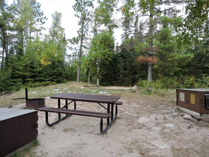 R71 - Loon CoveView of campsite
