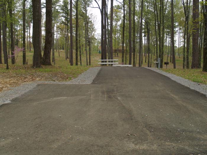 South Abutment Campground Site 59