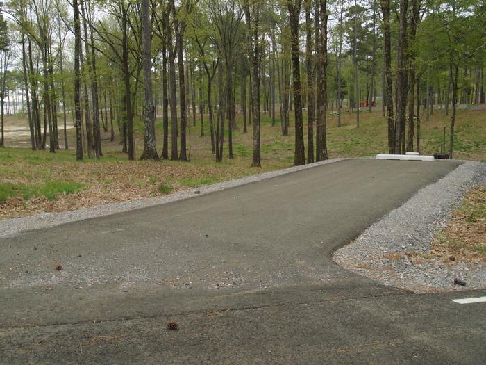 South Abutment Campground Site 65