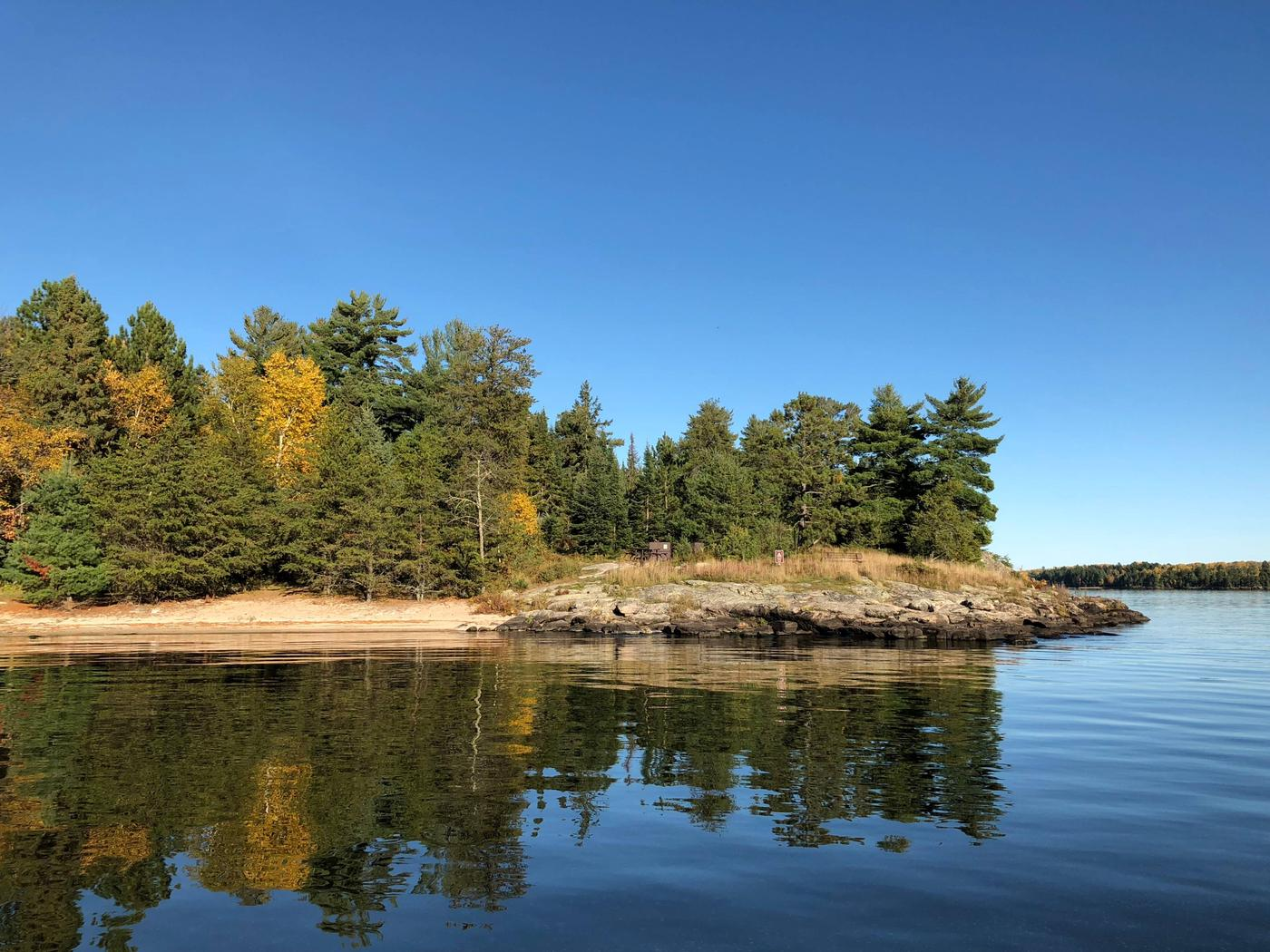 K55 - Marrs PointK55 - Marrs Point campsite on Kabteogama Lake