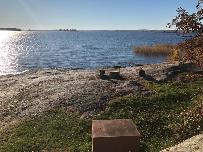 K9 - Grassy Islands SouthK9 - Grassy Islands South on Kabetogama Lake