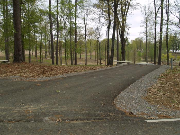 South Abutment Campground Site 76