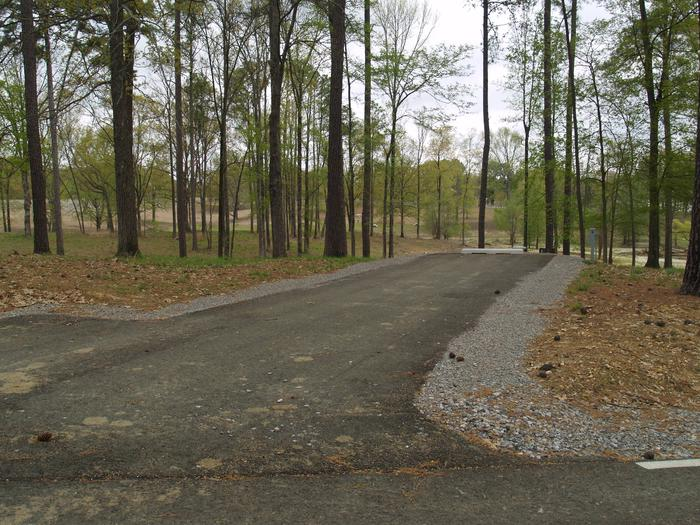 South Abutment Campground Site 77