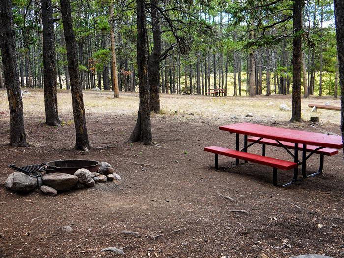 Preview photo of Island Park Campground