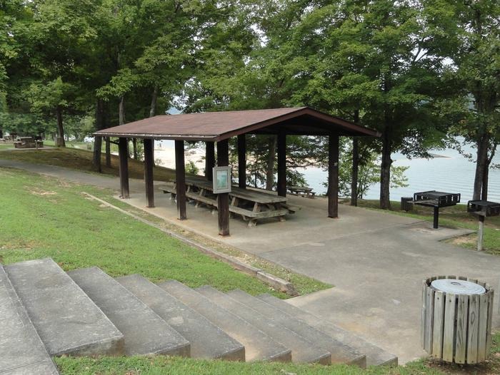 OBEY RIVER PARK SMALL SHELTER (S2)