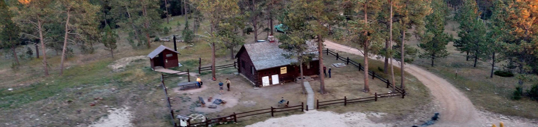 Summit Ridge Lookout Cabin