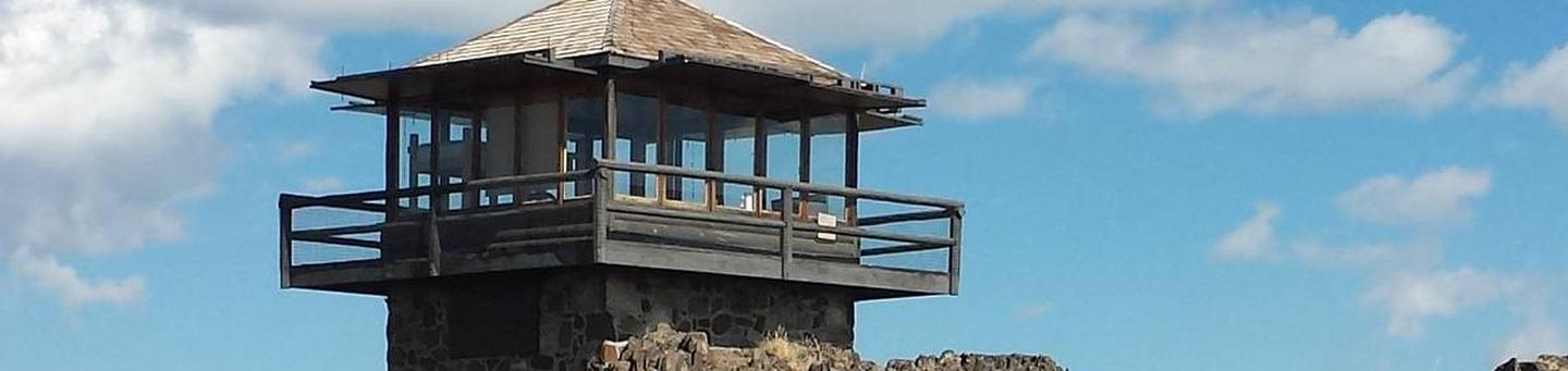 Sheep Mountain Fire Lookout