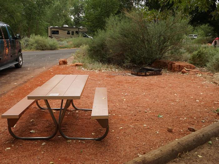 Campsite areaSite A3