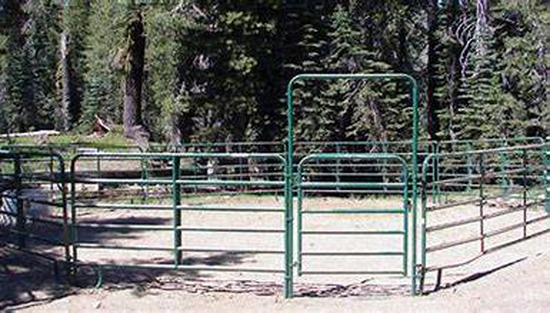 Juniper Lake Stock Corral