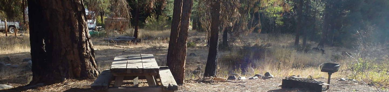 Hause Creek CampgroundCamp Unit 1