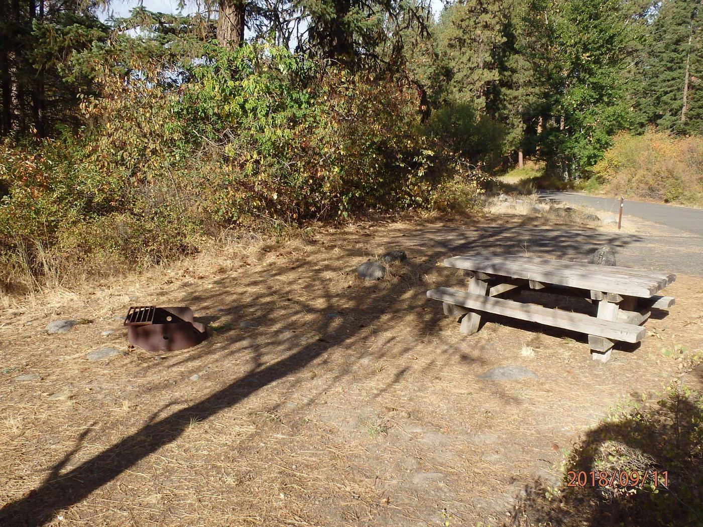 Hause Creek CampgroundCamp Unit 4
