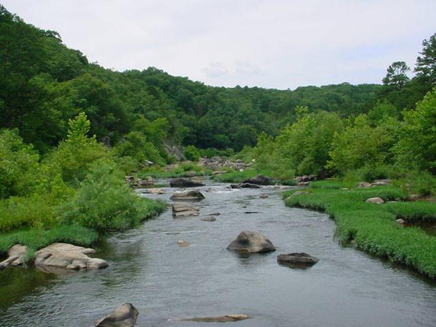 St Francis RiverSt. Francis River