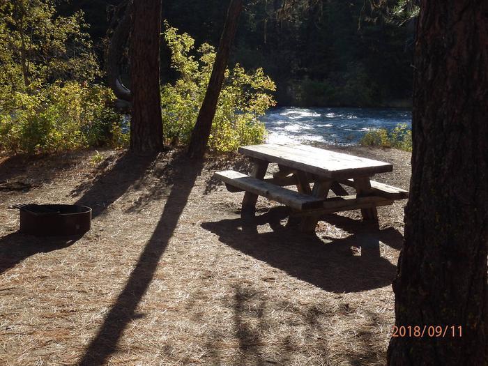 Hause Creek CampgroundCampsite 9