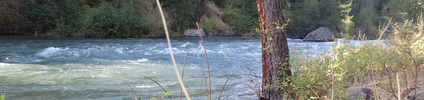 Hause Creek CampgroundSet along the Tieton river a popular rafting adventure.