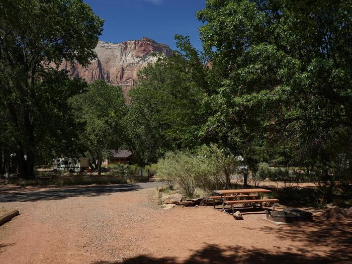 Campsite areaB26