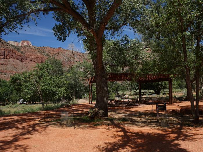 Campsite areaE7