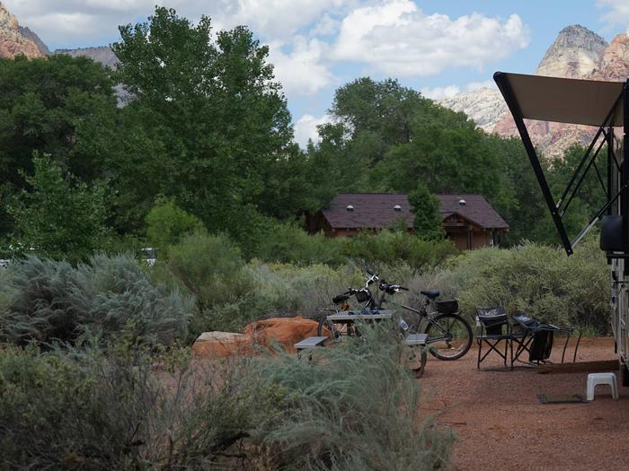 Campsite areaB5