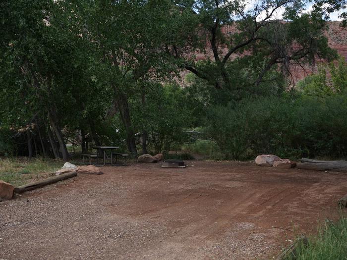 Campsite areaB41
