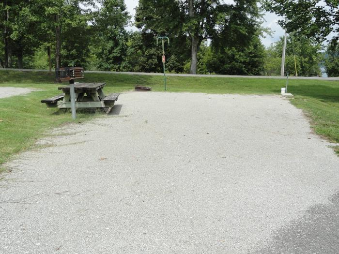 LILLYDALE CAMPGROUND SITE #4