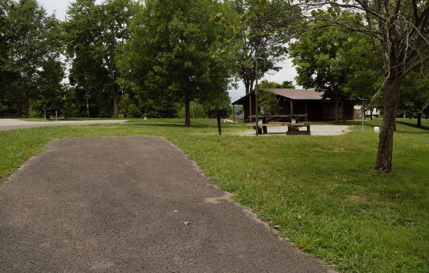 LILLYDALE CAMPGROUND SITE #3