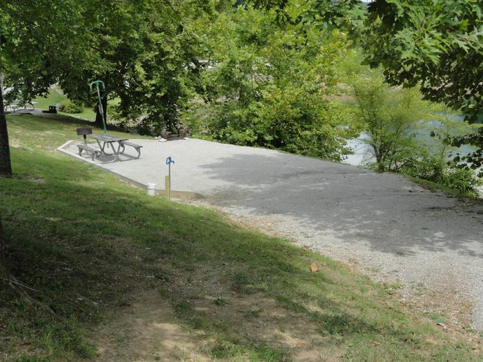 LILLYDALE CAMPGROUND SITE # 11
