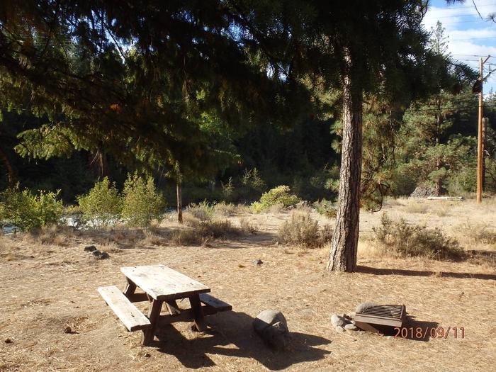 Hause Creek CampgroundSite 14