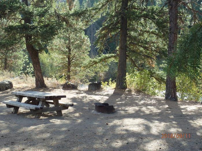Hause Creek CampgroundCampsite 15