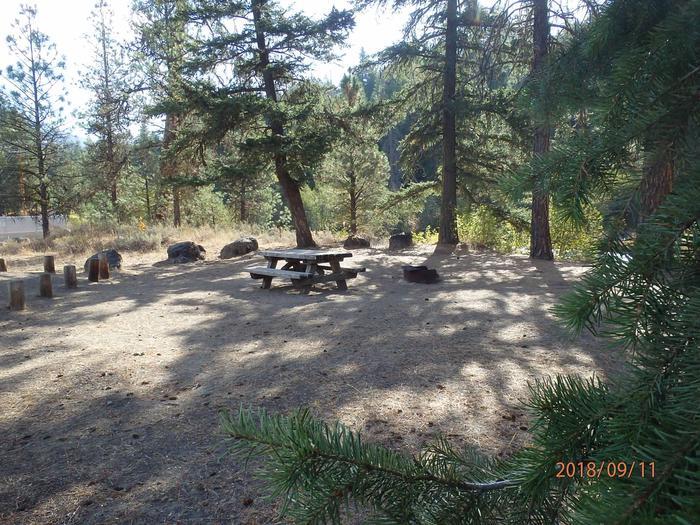 Hause Creek CampgrounfCampsite 15