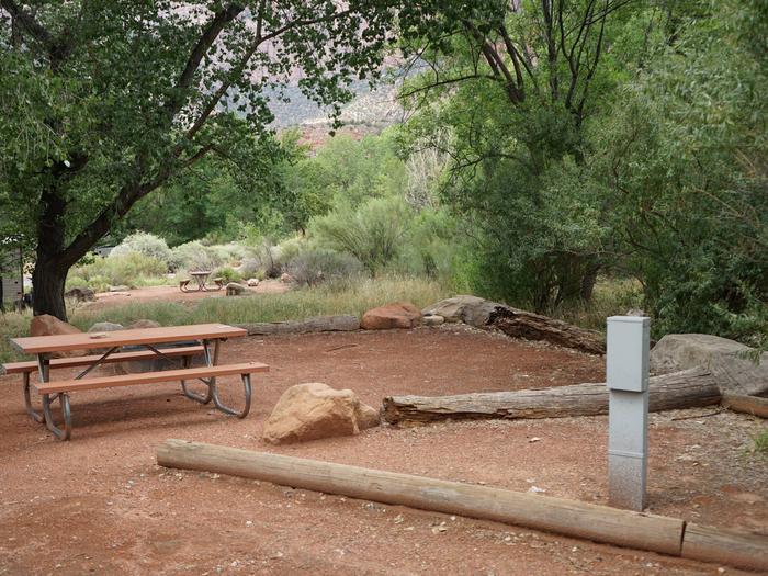 Campsite areaB21
