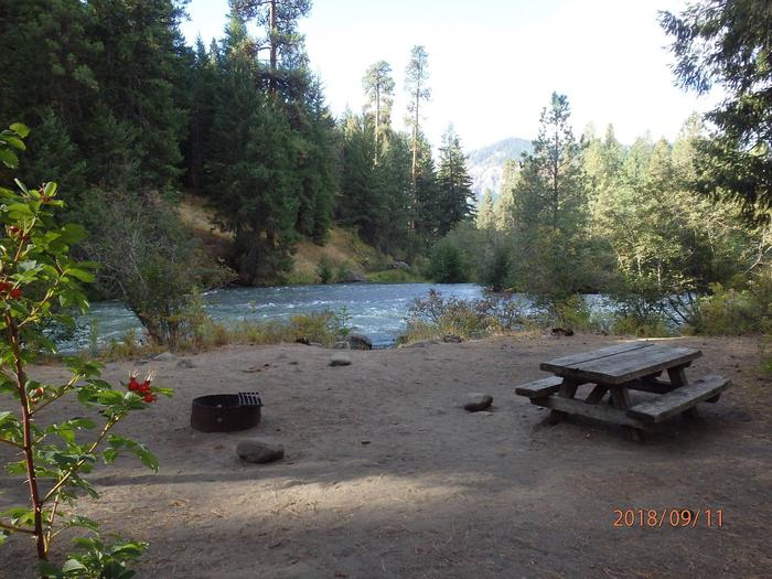Hause Creek CampgorundCampsite 20