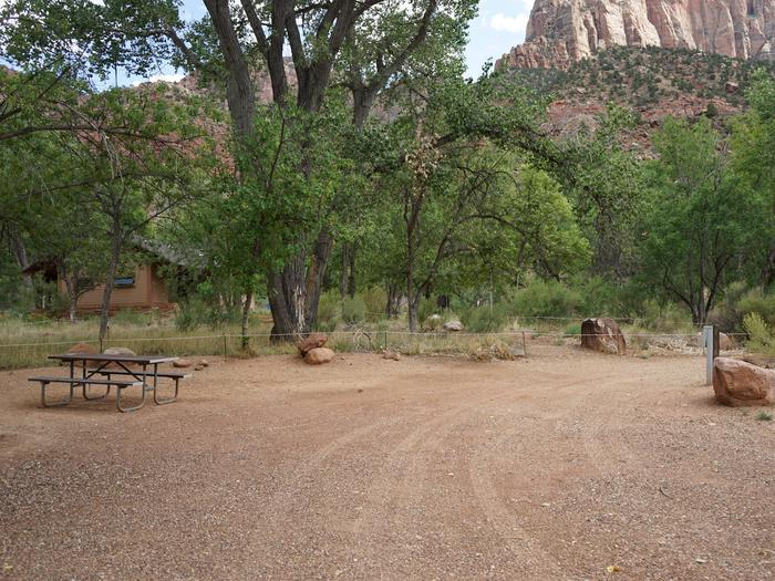 Campsite areaB22