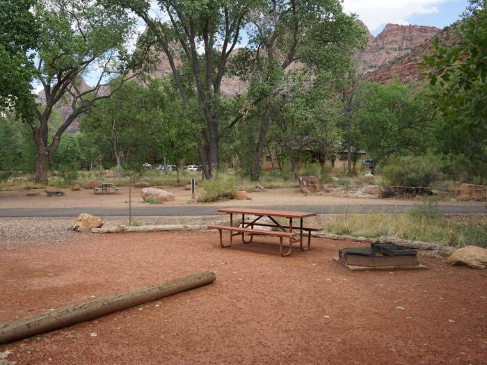 Campsite areaB23